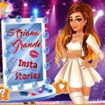 Ariana Grande Insta Stories