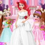 Frozen Sister Flower Girls